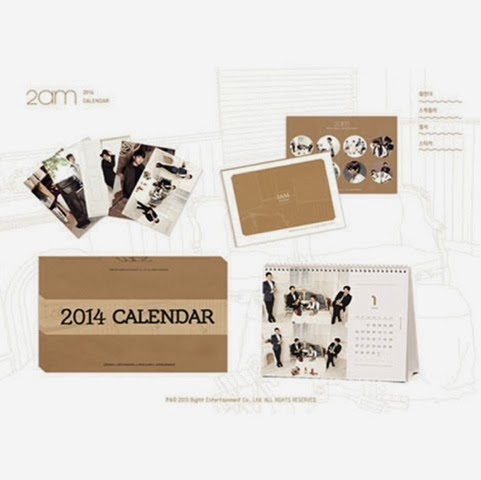 2AM 2014 Season Greetings