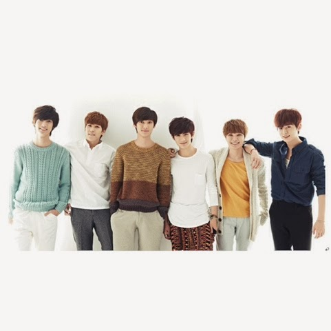 Boyfriend 2014 Season Greetings