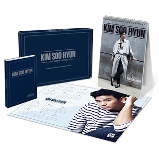 Kim Soo Hyun 2014 Season Greetings