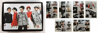 SHINee Everybody Postcard Set
