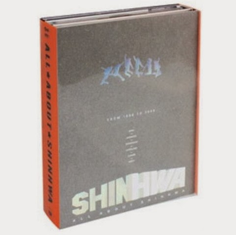 SHINHWA All About Shinhwa Limited Edition