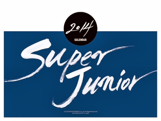 SUJU 2014 Season Greetings