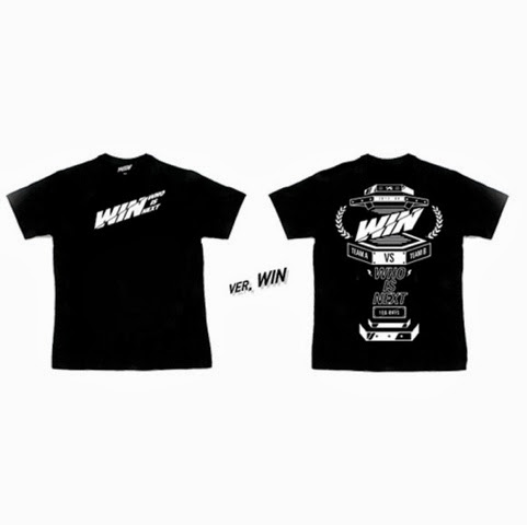 YG Official Goods WIN T-Shirt