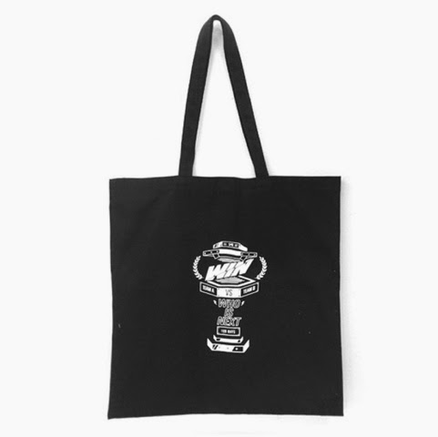 YG Official Goods WIN Tote Bag